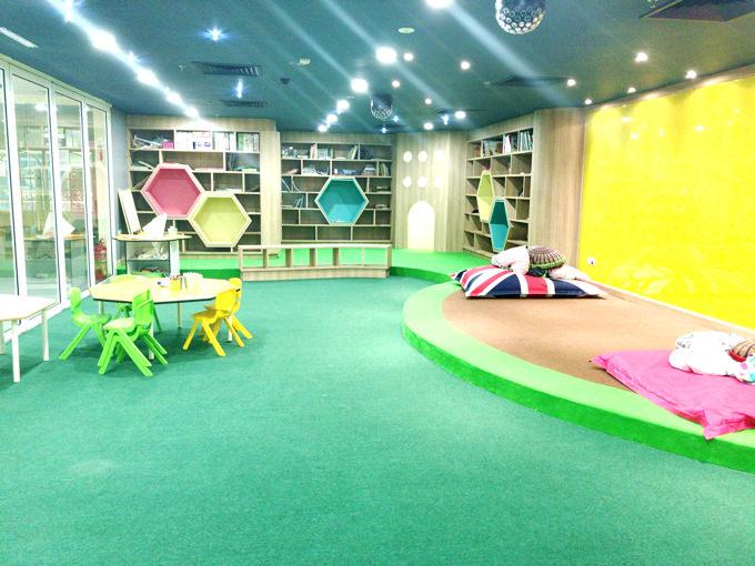 マレーシア現地のインターナショナルスクールの様々な教室