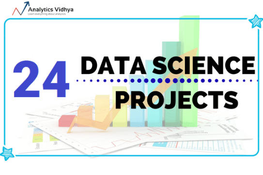 Data Science, machine learning, projects