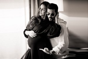 bollywood neha dhupia admits that she is pregnant
