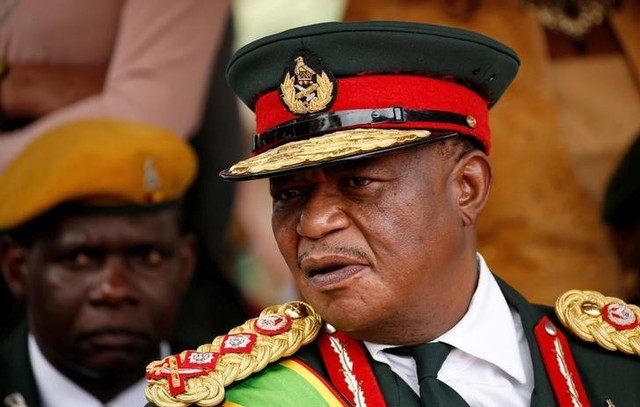 Zimbabwe: Chiwenga, ex-army general who overthrew Mugabe sworn in as VP