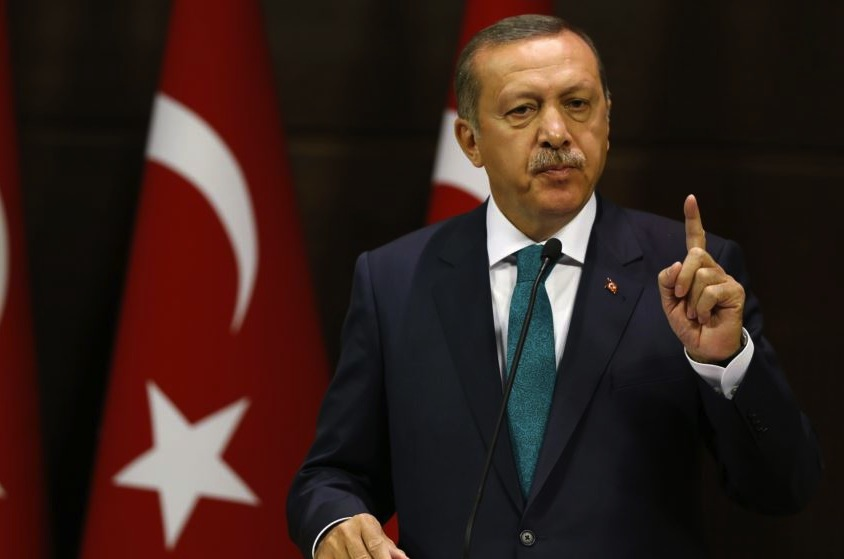 All of Erdogan's doublespeak and electoral expedience does not mask his march towards further authoritarianism. Credit: Reuters