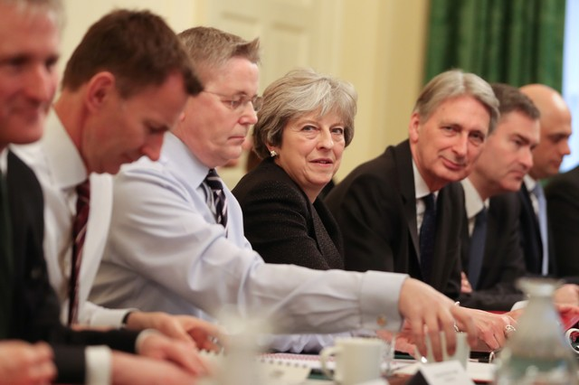 Chaotic start to British PM's new year reshuffle