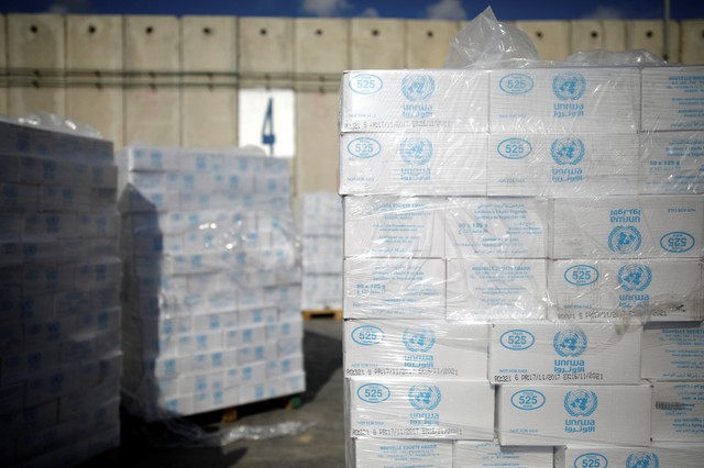 Belgium steps in with $23 million UNRWA donation to counter USA cut