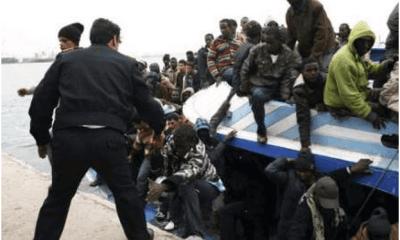 300 dead after boat sinks in the Mediterranean Sea