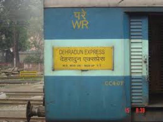 Mumbai-Dehradun, Dehradun Express