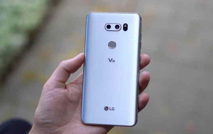 LG V30 2