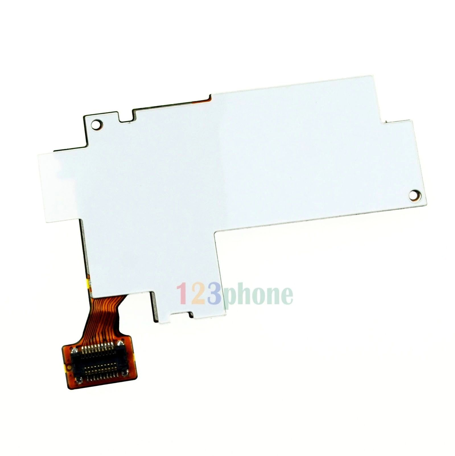 Sim Sd Memory Slot Holder Flex Cable For Samsung Galaxy