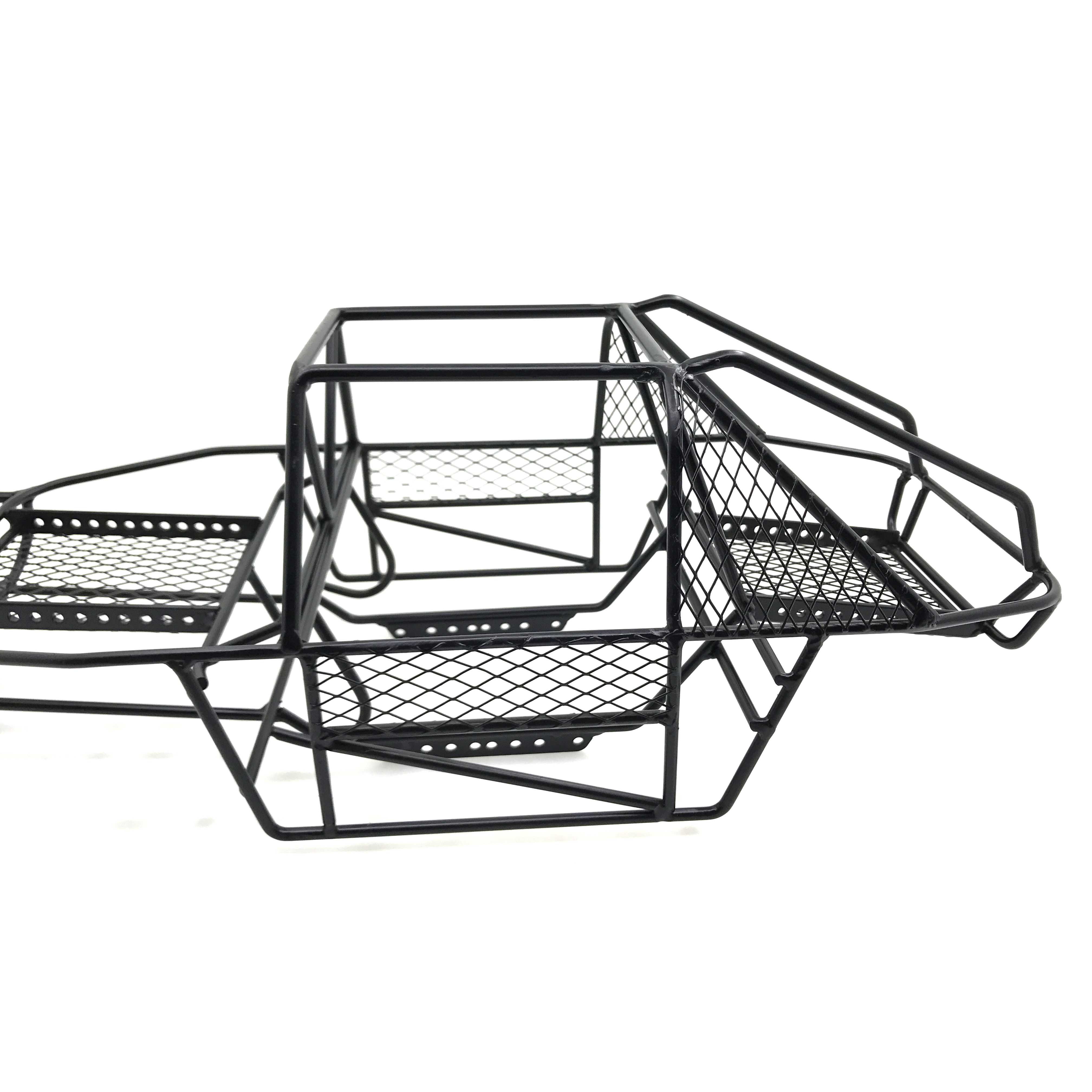 Steel Chassis Frame Cage Body Shell For Rc 1 10 Axial