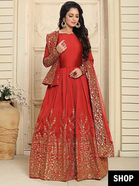 perfect even for a bride this lehenga is literally made for you to fall in love with anarkali dresses wedding season approved