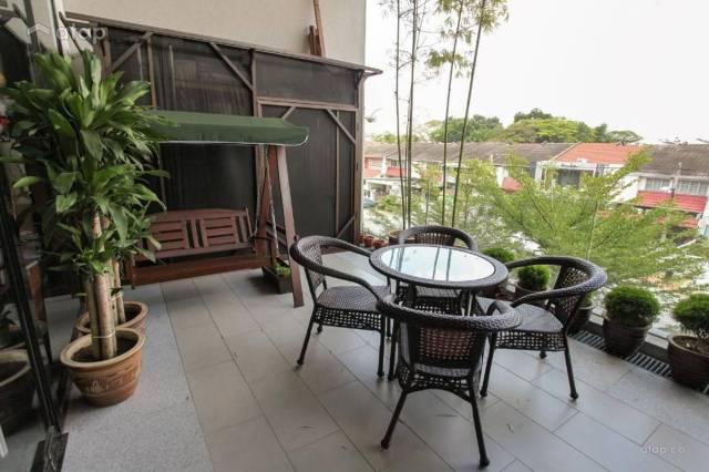 Asian Rustic Balcony Retail Others Design Ideas Photos Malaysia Atap Co