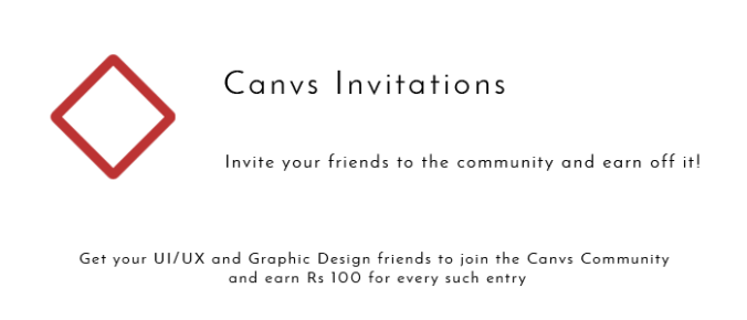 Canvs Invitations header