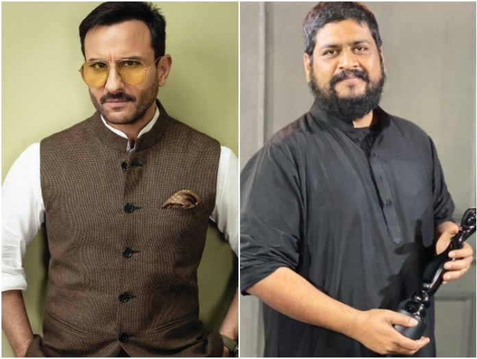 66th Filmfare Awards 2021: Saif Ali Khan thanks Tanhaji team for 'pushing &  guiding' him as he wins Best Supporting Actor award; 'Best Director' Om Raut  expresses gratitude