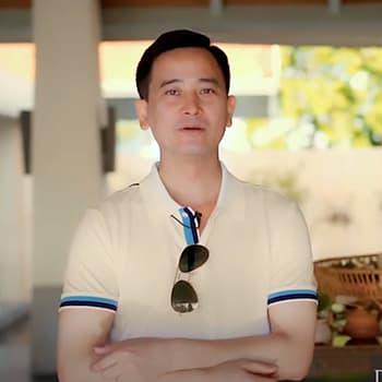 Doanh nhan Tran Van Bon