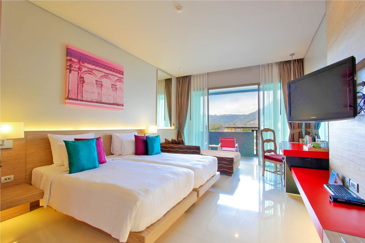 [Phuket] 3D2N The Kee Resort & Spa (incl. 2-Way Airport Transfer + FREE City Tour)