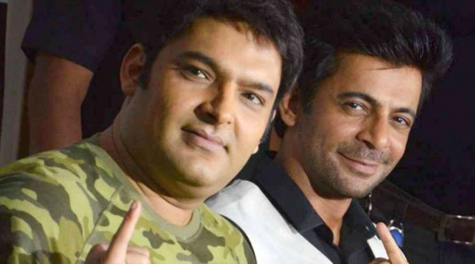 Kapil Sharma, Sunil Grover, fight, eye witness, Television, Celebrity