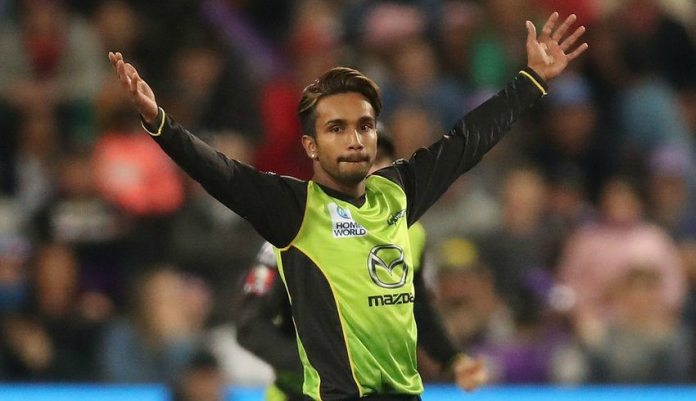Arjun Nair banned by Cricket Australia for suspect action