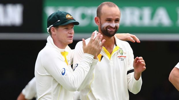Steve Smith, Nathan Lyon win best test performances of the year award
