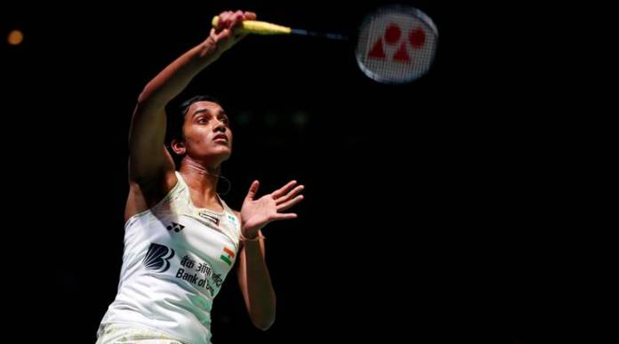 Catch all PV Sindhu badminton match updates; All England badminton 2018 Live Score, PV Sindhu vs Yamaguchi, PV Sindhu Today Match, PV Sindhu All England 2018 Badminton updates and more.
