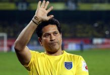 JLN stadium is scheduled to host an India vs West Indies ODI in November, on the turf where ISL team Kerala Blasters play their home matches. This could lead to damaging of the FIFA standard pitch. Sachin Tendulkar has urged Kerala Cricket Association (KCA) to change the venue from Kochi to Thiruvananthapuram.