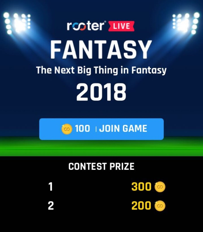 IPL Fantasy League App