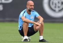 Pep Guardiola reveals when he will leave Manchester City