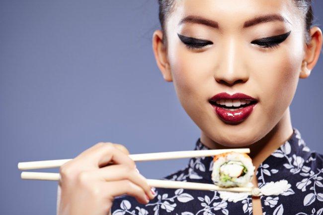 Kebiasaan Makan Wanita Jepang - Budaya