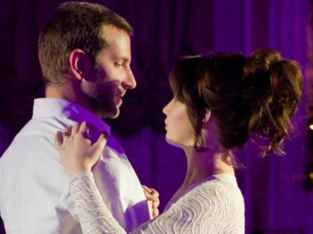 Momen Romantis - Silver Linings Playbook