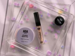 aoa miss a brand makeup seharga $1