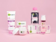 Review Garnier Sakura White Series - Cover