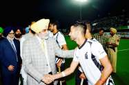 amit punjab player hockey gold medal