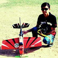 rohit dey quadcopter
