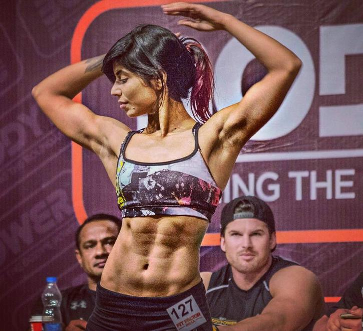 priya sodhi india's female athlete fitness body building jeria reebok athlete interview ss