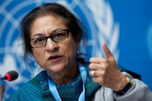 Asma Jahangir (1952-2018). Credit: UN Geneva/ Flickr (CC BY-NC-ND 2.0)