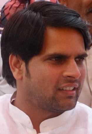 او بی آئی کے سربراہ امریش تیاگی (فوٹو : وکپیڈیا)