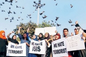 Indian Muslims against ISIS