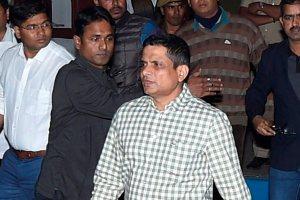 کولکاتہ پولیس کمشنر راجیو کمار، فوٹو: پی ٹی آئی