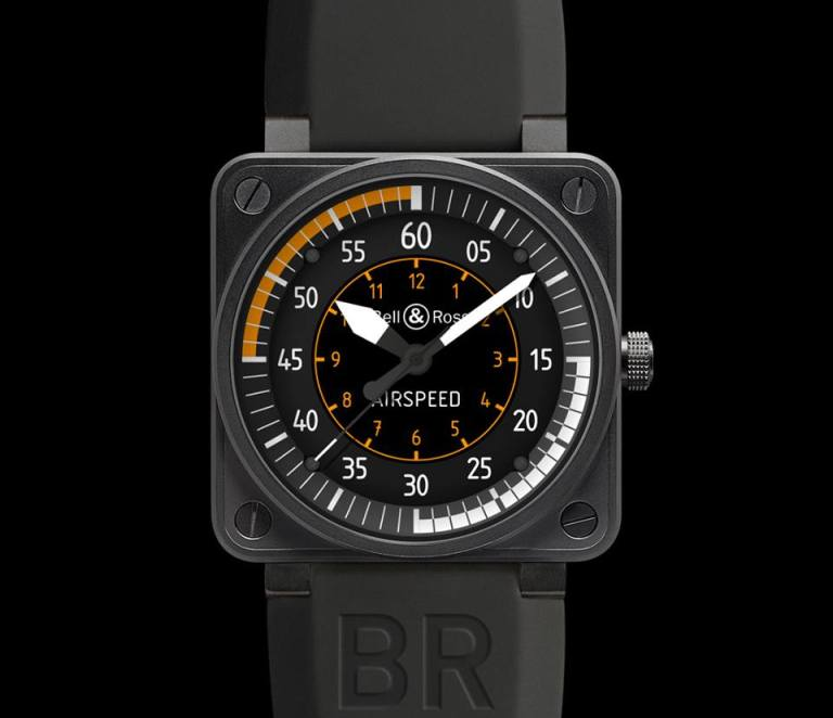 BR 01 Airspeed Only Watch