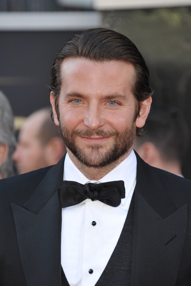 Bradley Cooper at the Oscars 2013