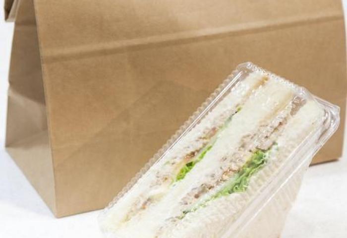 10106 Tuna Sandwich White Bread
