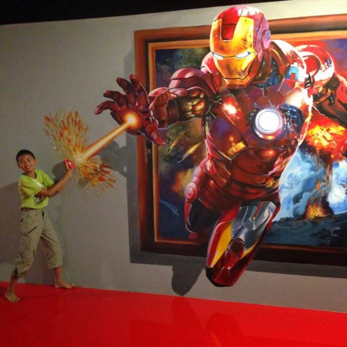 Iron Man ก็มี