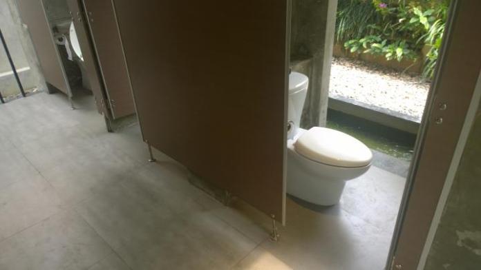 ห้องน้ำ สวนมิ่งมงคล