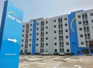 โรงแรม HOP INN