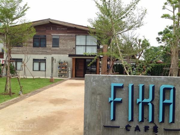 ร้าน Fika Cafe'