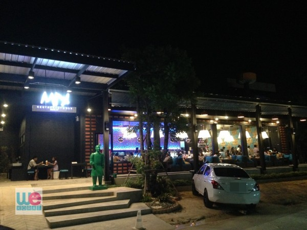 ร้าน Mix Restaurant and Bar