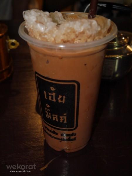 ชาไทยโกโก้เย็น
