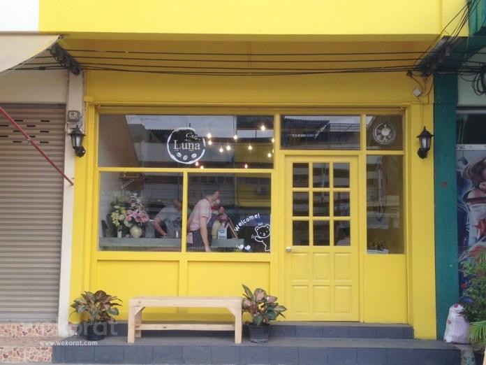 ร้าน Luna Cafe'