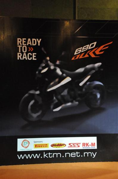 KTM Duke R (2011) Launch - 030
