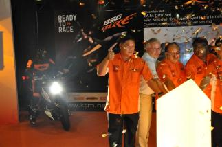 KTM Duke R (2011) Launch - 035