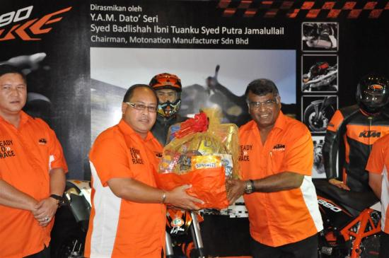 KTM Duke R (2011) Launch - 051