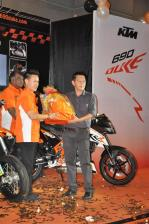 KTM Duke R (2011) Launch - 087
